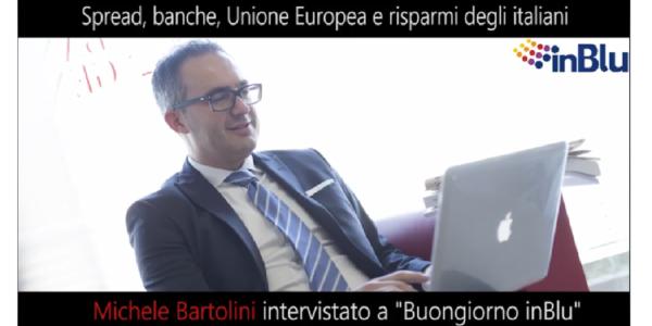 Intervista Radio InBlu: Unione Europea e Banche